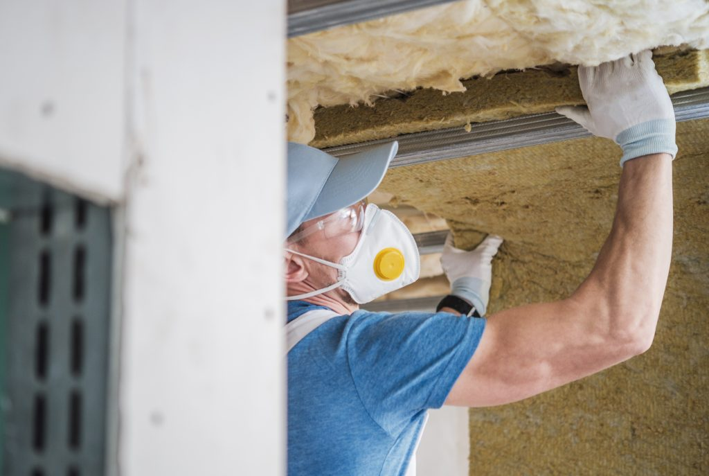 house insulating by worker PDT96D9 1024x687 BLOG